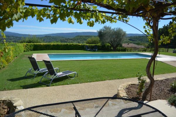 Hotel Pictures: mas des oliviers, Gordes