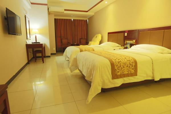 Deluxe Business Twin Room with Sea View