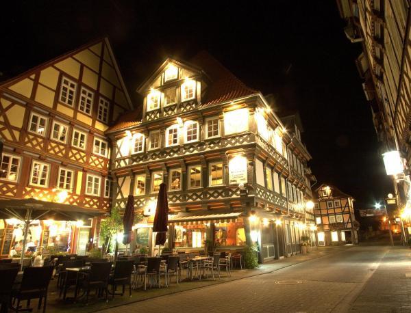 Hotelbilleder: Fachwerk-Hotel Eisenbart, Hannoversch Münden