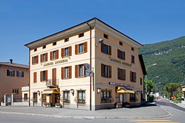 Hotel Pictures: Hotel Svizzero, Capolago