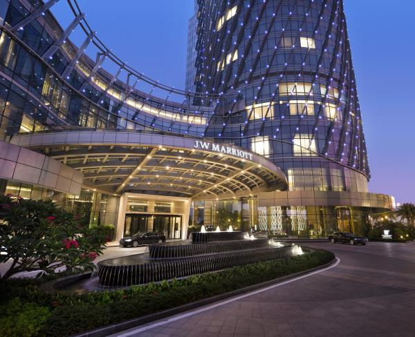 Hotel Pictures: JW Marriott Hotel Shenzhen Bao'an International Airport, Shenzhen