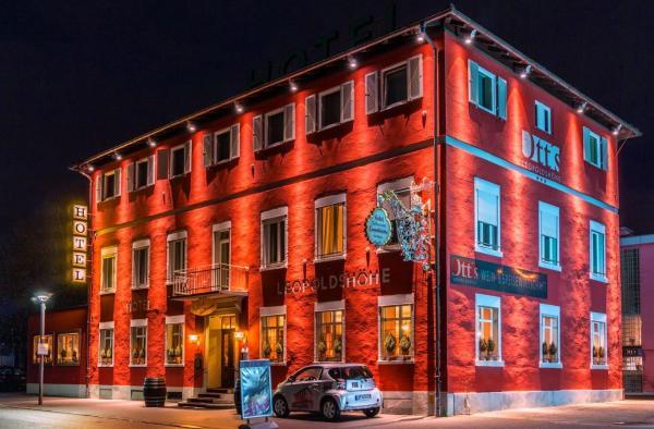 Hotel Pictures: Ott's Hotel-Restaurant Leopoldshöhe, Weil am Rhein