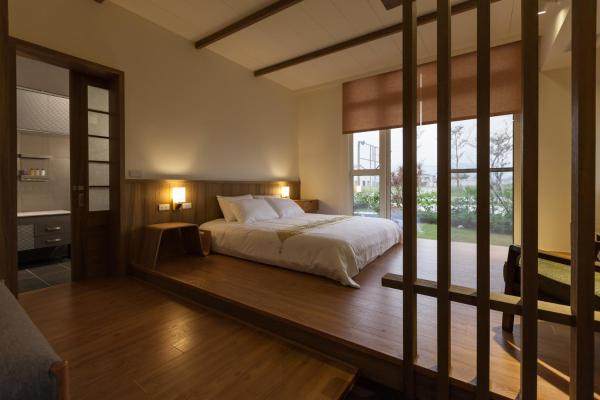 Deluxe Double Room with Private Garden - First Floor