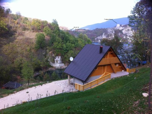 Фотографии отеля: Eko-Ribarski Kamp Jezero Bocac, Poljanci