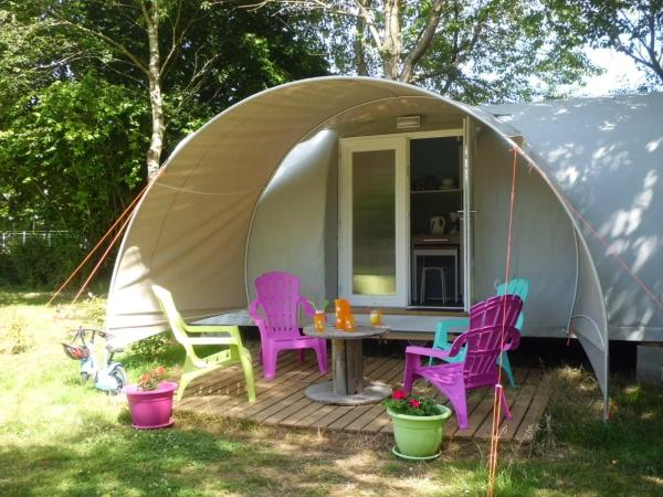 Hotel Pictures: Camping des Cerisiers, Guillac