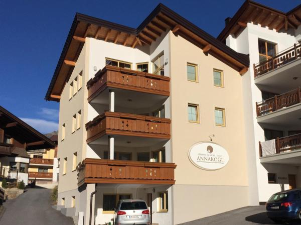 Φωτογραφίες: Haus Annakogl und Haus Barbara, Obergurgl