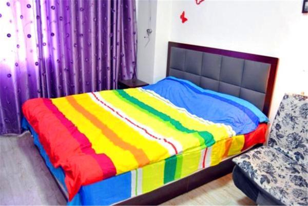 Hotel Pictures: Short Term Rental Apartment Heze Wenhua Street No. 4 Branch, Heze