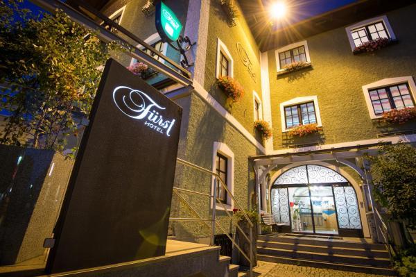 酒店图片: Hotel Fürst, Unterweissenbach