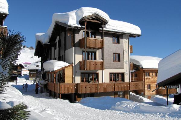 Hotel Pictures: Familienhotel Garni Sporting, Bettmeralp