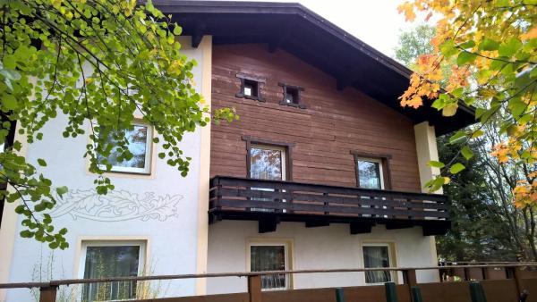 Fotos de l'hotel: Ferienhaus St. Lucas, Längenfeld