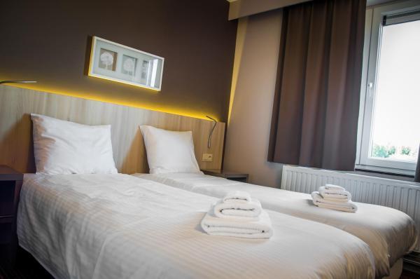 Φωτογραφίες: Hotel Les 100 Ciels, Saint-Hubert