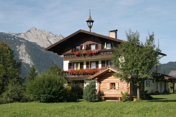 Fotografie hotelů: Ferienappartements Schrattenbauer, Abtenau