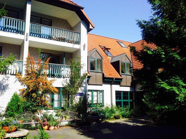 Hotelbilleder: Hotel An den Bleichen, Stralsund