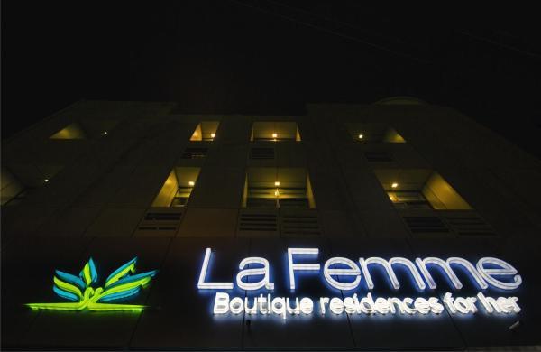 Zdjęcia hotelu: La Femme Boutique Residences, Pune