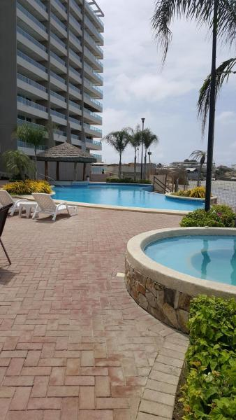 Hotel Pictures: Condominio Torre Oceanica, Salinas