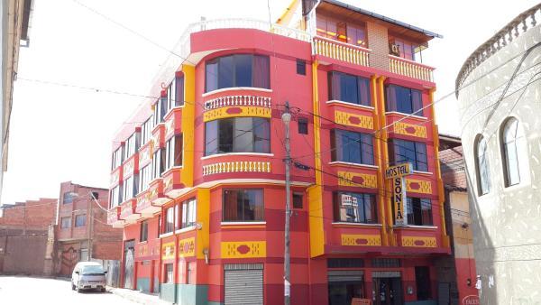 Hotel Pictures: Hostal Sonia, Copacabana