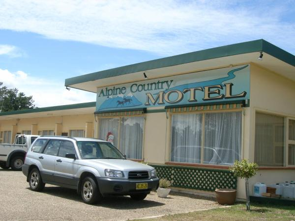 Hotelbilleder: Alpine Country Motel, Cooma