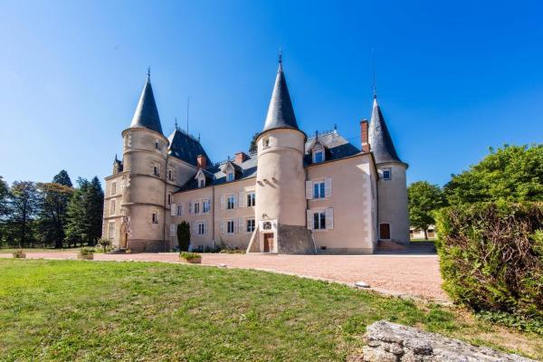 Hotel Pictures: Chateau Saint Alyre, Sanssat