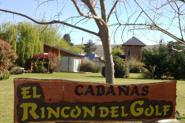 Zdjęcia hotelu: Cabañas El Rincón del Golf, Sierra de la Ventana