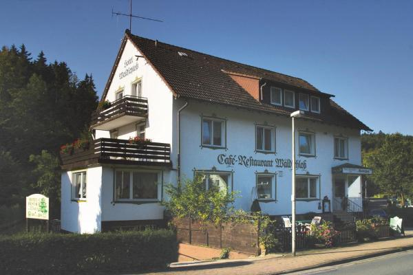 Hotelbilleder: Hotel Waldschloss, Fohlenplacken