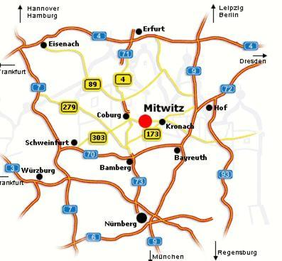 Hotel Pictures: , Mitwitz
