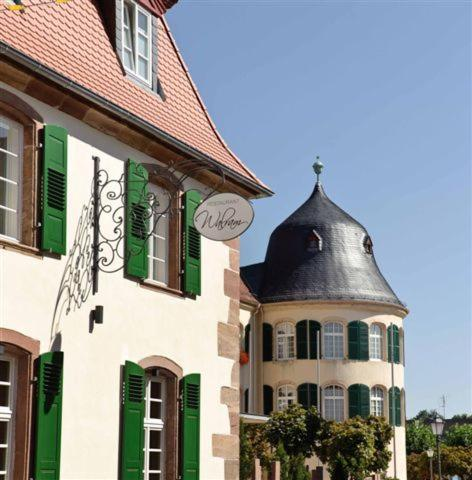 Hotelbilleder: Schlosshotel Bergzaberner Hof, Bad Bergzabern