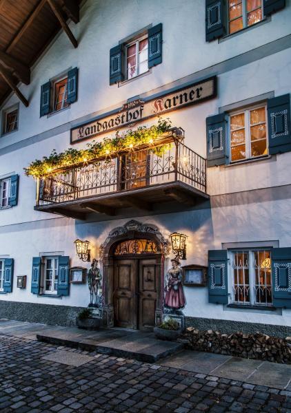Hotelbilleder: Landgasthof Karner, Frasdorf