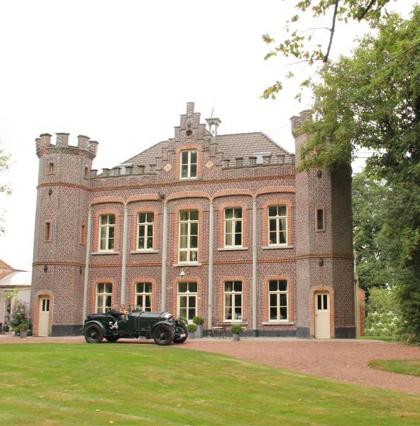 Φωτογραφίες: B&B Castel 't Haantje, Ruiselede