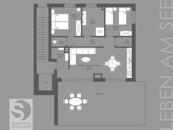 Hotelbilder: Apartments Steinacher, Seeboden
