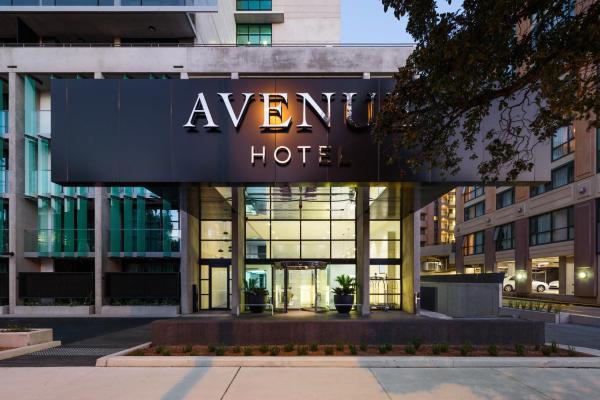 ホテル写真: Avenue Hotel Canberra, キャンベラ