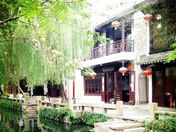 Hotel Pictures: Qininn Zhouzhuang Menglishuixiang Linhe Branch, Kunshan