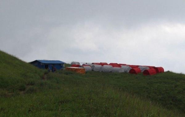 Hotel Pictures: Pingxiang Wugong Mountain Meadow Star Tent House, Pingxiang