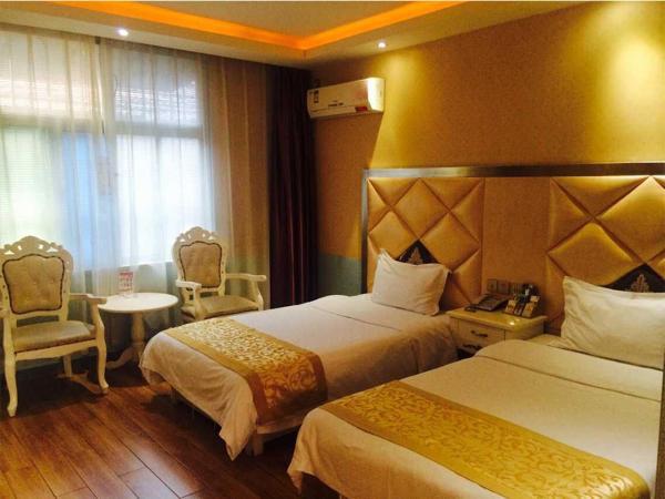 Hotel Pictures: Shiyan Baian SOHO Hotel Tianjin Road Branch, Shiyan