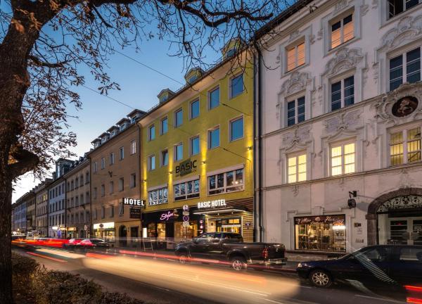 Hotellikuvia: Basic Hotel Innsbruck, Innsbruck