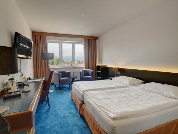 酒店图片: Hotel Atrigon, 克拉根福