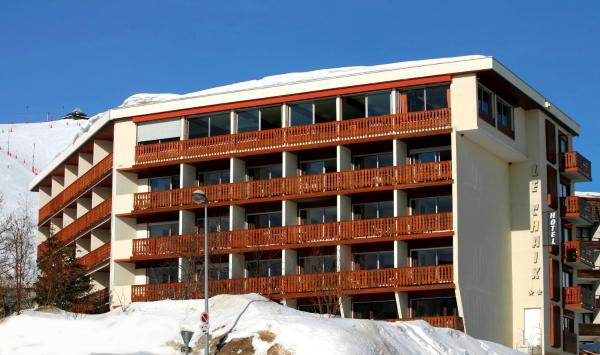 Hotel Pictures: Hôtel Eliova Le Chaix, LAlpe-dHuez
