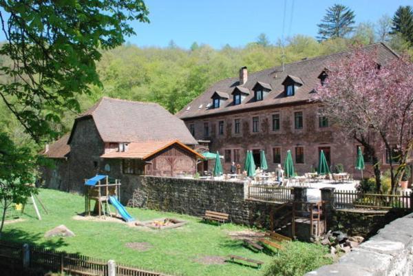 Hotelbilleder: Hotelgasthof Buchenmühle, Lohr
