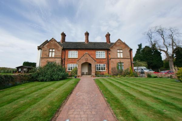 Hotel Pictures: Old Hall House, Meriden