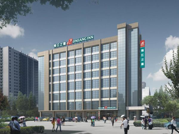 Hotel Pictures: Jinjiang Inn Yanliang Qianjin Road City Square, Xian