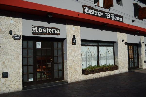 酒店图片: Hostería El Bosque, Villa Gesell