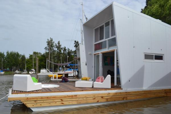 Foto Hotel: Floating Houses Buenos Aires, San Fernando