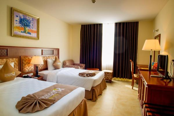 Executive Deluxe Twin Room