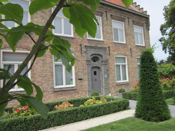 Zdjęcia hotelu: B&B Pastorie van Merkem, Merkem