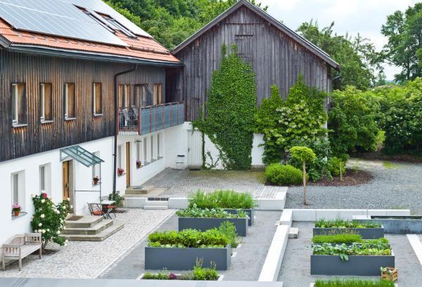 Hotelbilleder: Biohotel Pausnhof, Sankt Oswald