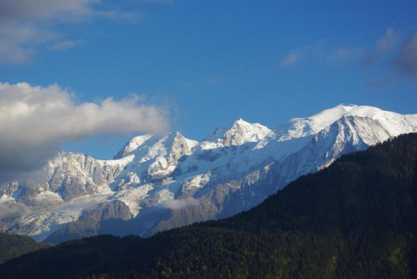 Room with Mont Blanc View