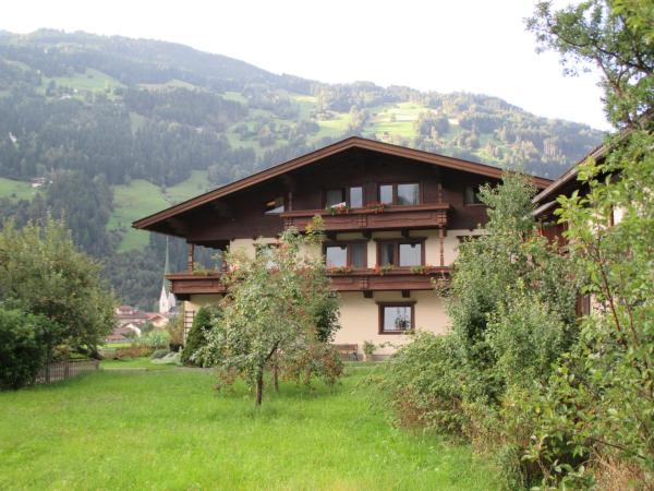 ホテル写真: Gästehaus Klammerschneider, ツェル・アム・ツィラー