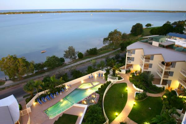 Hotelbilleder: Moorings Beach Resort, Caloundra