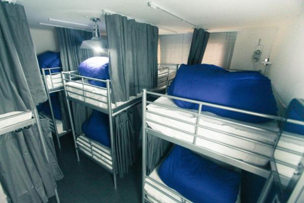 Bed in 8-Bed Mix Dormitory Room(Room Blue)