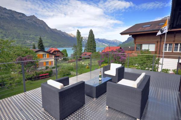 Hotel Pictures: Lake View Chalet, Bönigen