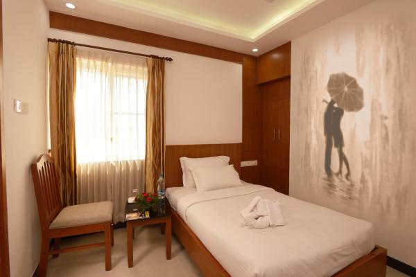 Superior Single Room with Fan